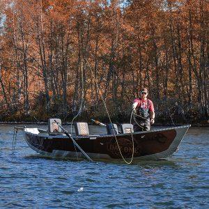 Pavati Drift Boats Product Category: Drift Boats