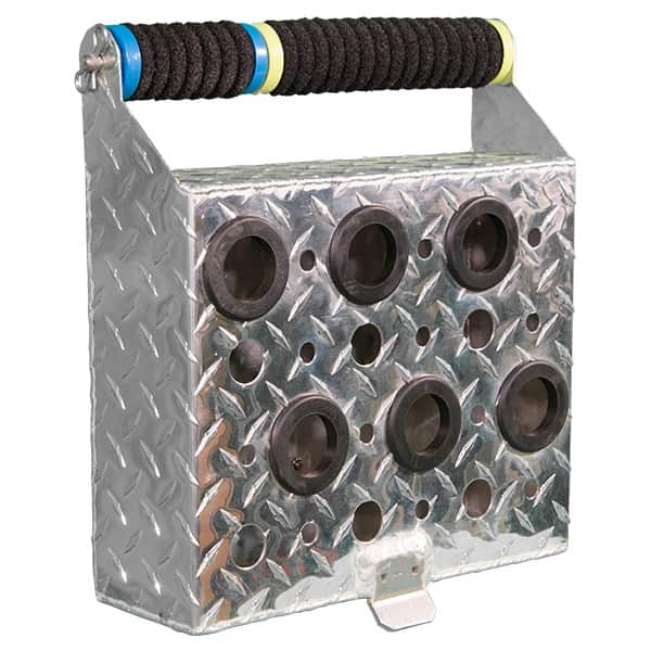 Pavati Wake Boats Product: Rod Holder Box w/ Leader Roller