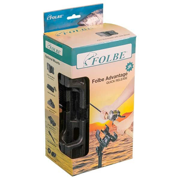Pavati Wake Boats Product: Rod Holder (Folbe Jr.)