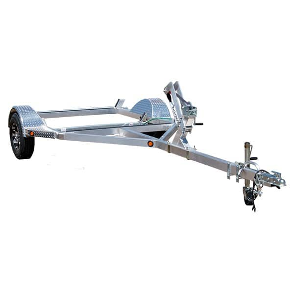 Pavati Wake Boats Product: Northwest Aluminum Deluxe Trailer
