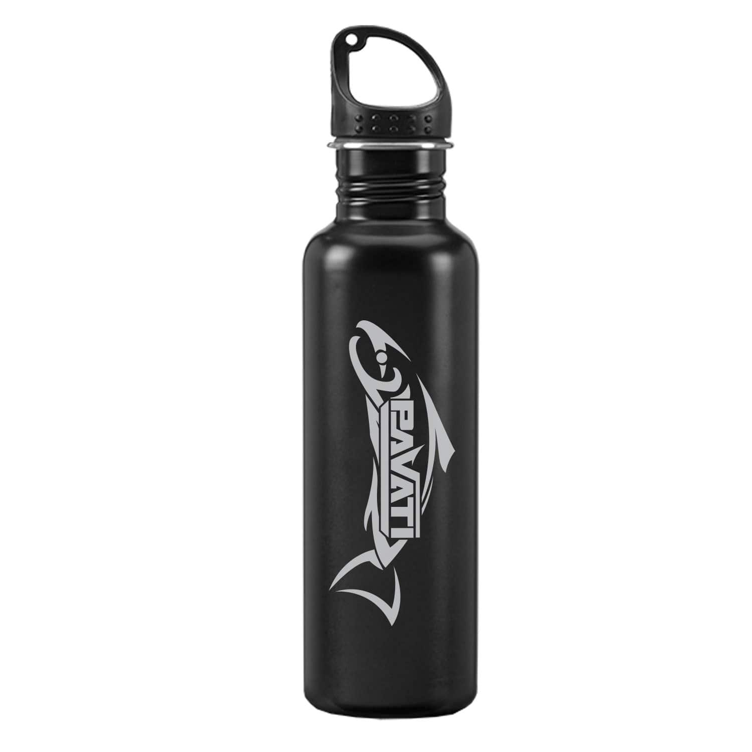 Pavati Wake Boats Product: Stainless Steel Water Bottle (25oz)