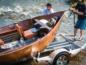 Pavati Drift Boats Product Category: Trailers